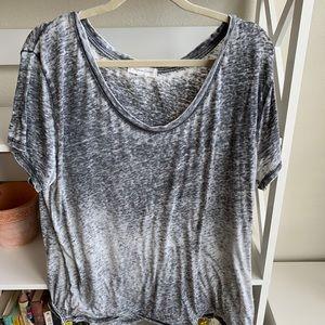 Heathered Gray shirt